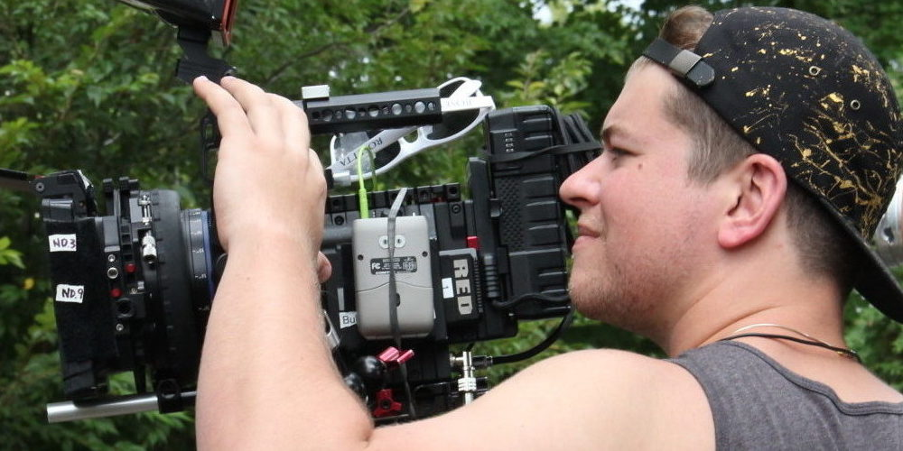 Kyle Shooting Maggie Black